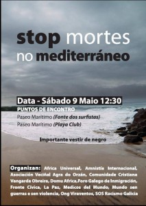Mediterráneo Acto maio 2015