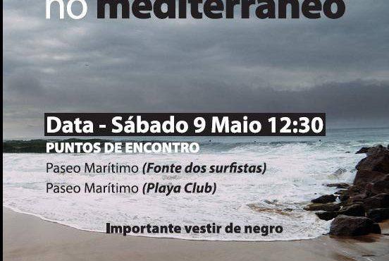 STOP mortes no Mediterráneo
